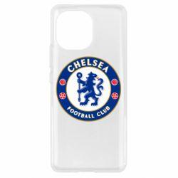 Чехол для Xiaomi Mi11 FC Chelsea