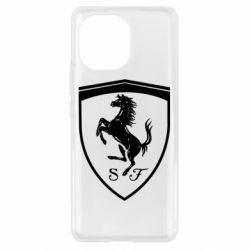 Чохол для Xiaomi Mi11 Ferrari horse
