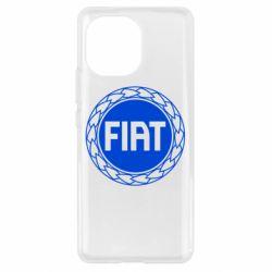 Чохол для Xiaomi Mi11 Fiat logo