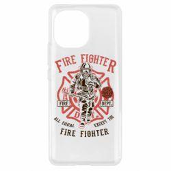 Чохол для Xiaomi Mi11 Fire Fighter