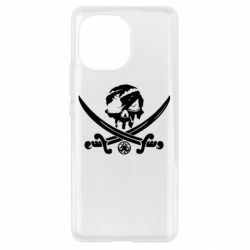 Чохол для Xiaomi Mi11 Flag pirate