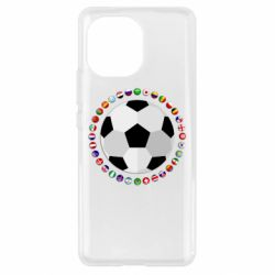 Чохол для Xiaomi Mi11 Football