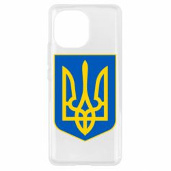 Чехол для Xiaomi Mi11 Герб неньки-України