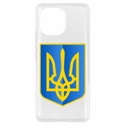 Чохол для Xiaomi Mi11 Герб України 3D