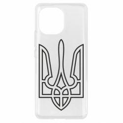 Чохол для Xiaomi Mi11 Герб України (полий)
