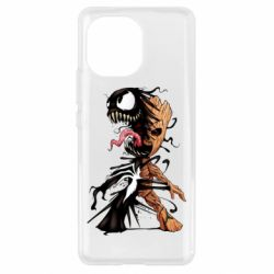 Чохол для Xiaomi Mi11 Groot and Venom