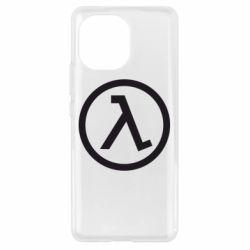 Чохол для Xiaomi Mi11 Half Life Logo