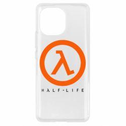 Чехол для Xiaomi Mi11 Half-life logotype