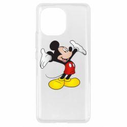 Чехол для Xiaomi Mi11 Happy Mickey Mouse