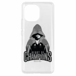 Чехол для Xiaomi Mi11 Heart of Champions