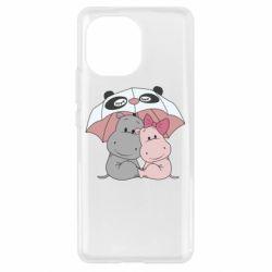 Чохол для Xiaomi Mi11 Hippos