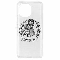 Чохол для Xiaomi Mi11 I love my mom