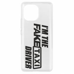 Чехол для Xiaomi Mi11 I'm the Fake Taxi Driver