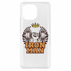 Чохол для Xiaomi Mi11 Iron man and sports