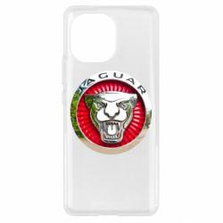 Чехол для Xiaomi Mi11 Jaguar emblem