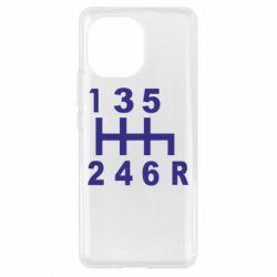 Чохол для Xiaomi Mi11 Коробка передач