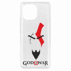 Чехол для Xiaomi Mi11 Kratos - God of war