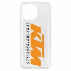 Чохол для Xiaomi Mi11 KTM Sportmotorcycles