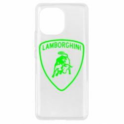 Чохол для Xiaomi Mi11 Lamborghini Auto