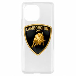 Чохол для Xiaomi Mi11 Lamborghini Logo