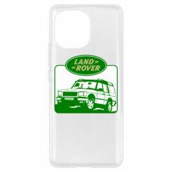 Чохол для Xiaomi Mi11 Land Rover