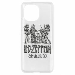 Чехол для Xiaomi Mi11 Led-Zeppelin Art