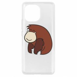 Чехол для Xiaomi Mi11 Little monkey