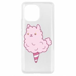 Чехол для Xiaomi Mi11 Llama Ice Cream