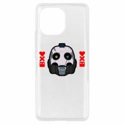 Чехол для Xiaomi Mi11 Love death and robots
