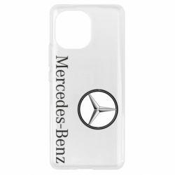 Чехол для Xiaomi Mi11 Mercedes-Benz Logo