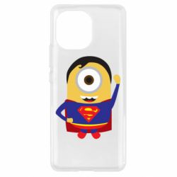 Чохол для Xiaomi Mi11 Minion Superman