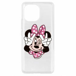Чехол для Xiaomi Mi11 Minnie Mouse