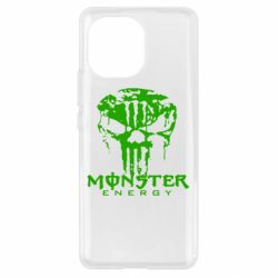 Чохол для Xiaomi Mi11 Monster Energy Череп