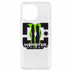 Чохол для Xiaomi Mi11 Monster Energy DC