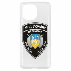 Чохол для Xiaomi Mi11 МВС України