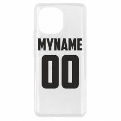 Чохол для Xiaomi Mi11 My name American