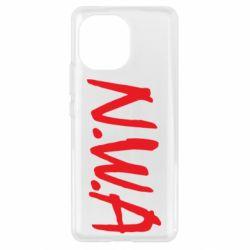 Чехол для Xiaomi Mi11 N.W.A Logo