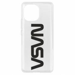 Чохол для Xiaomi Mi11 NASA logo