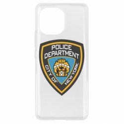 Чехол для Xiaomi Mi11 New York Police Department