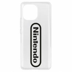 Чохол для Xiaomi Mi11 Nintendo logo