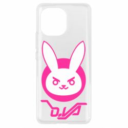 Чехол для Xiaomi Mi11 Overwatch dva rabbit
