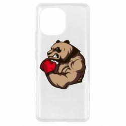 Чехол для Xiaomi Mi11 Panda Boxing