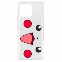 Чехол для Xiaomi Mi11 Pikachu Smile