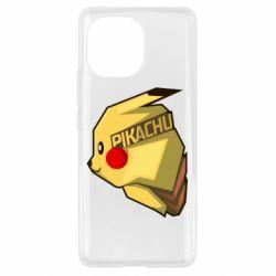 Чохол для Xiaomi Mi11 Pikachu