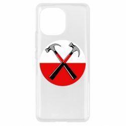Чохол для Xiaomi Mi11 Pink Floyd Main Logo