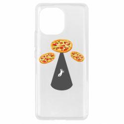 Чохол для Xiaomi Mi11 Pizza UFO