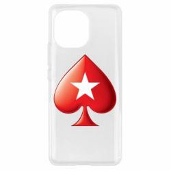 Чохол для Xiaomi Mi11 Poker Stars 3D Logo