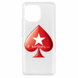 Чохол для Xiaomi Mi11 Poker Stars Game