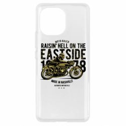 Чохол для Xiaomi Mi11 Raisin Hell Moto Racer