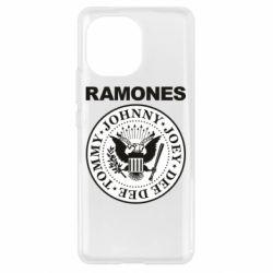 Чохол для Xiaomi Mi11 Ramones